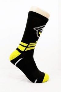 Crazy Custom Crew Athletic Socks